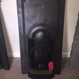 Cast iron fireplace from ARD Heritage in Quarry Bank near Merry Hill Dudley West Midlands