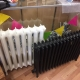 cast iron radiators from Ard heritage in Quarry Bank near Merry Hill Dudley West Midlands