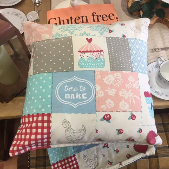 Cushion covers from ARD Heritage in Quarry Bank near Merry Hill Dudley West Midlands