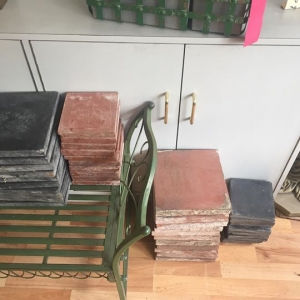 Quarry Tiles from ARD Heritage in Quarry Bank near Merry Hill Dudley West Midlands
