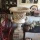 Urn with base from ARD Heritage in Quarry Bank near Merry Hill Dudley West Midlands