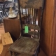 Victorian chair from ARD Heritage in Quarry Bank near Merry Hill Dudley West Midlands