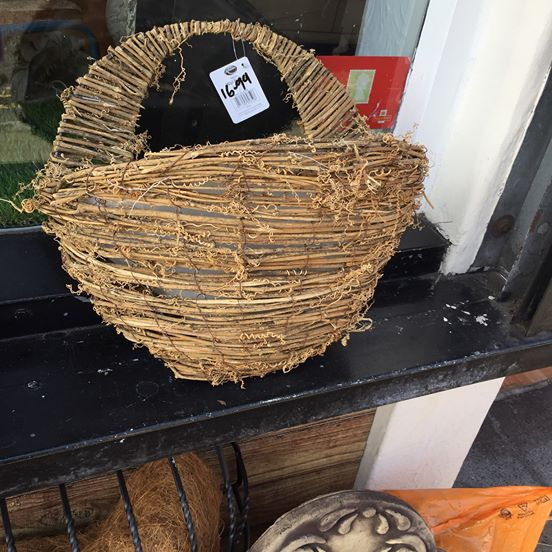 Wall basket planters from ARD Heritage in Quarry Bank near Merry Hill Dudley West Midlands