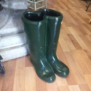 Glazed Wellies from ARD Heritage in Quarry Bank near Merry Hill Dudley West Midlands