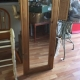 Wooden framed mirror from ARD Heritage in Quarry Bank near Merry Hill Dudley West Midlands